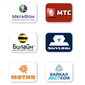 Операторы сотовой связи Ачинска