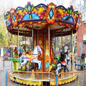 Парки культуры и отдыха Ачинска