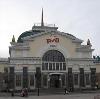 Железнодорожные вокзалы в Ачинске