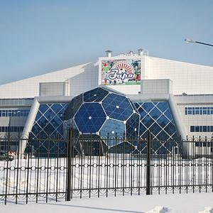 Спортивные комплексы Ачинска
