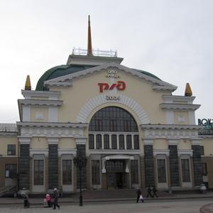 Железнодорожные вокзалы Ачинска